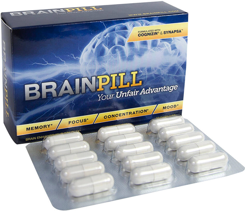 Brain Pill Selye Institute Review