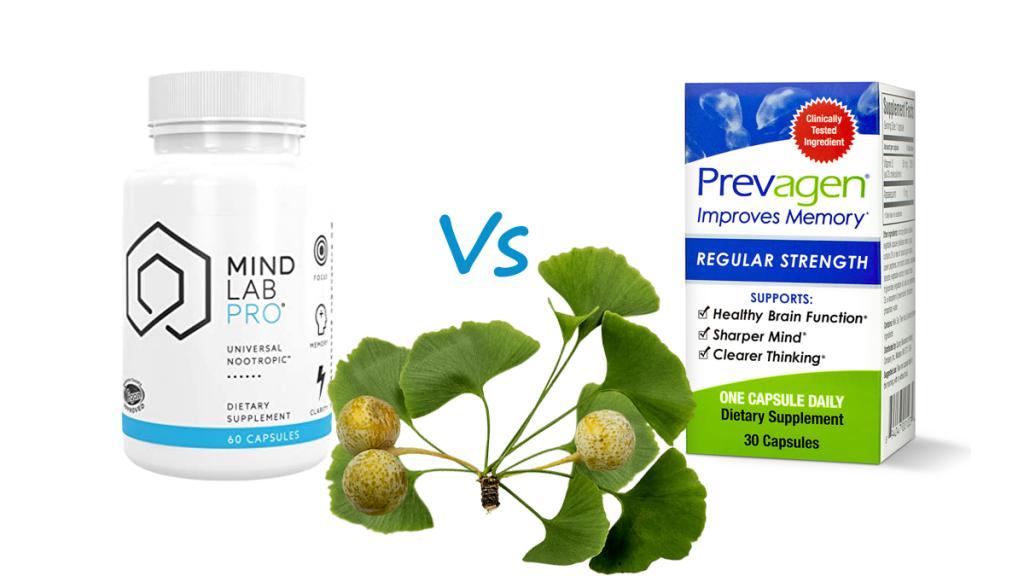 Prevagen vs Ginkgo Biloba vs Mind Lab Pro Selye Institute Review