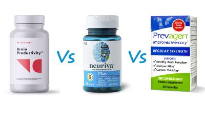 Noocube vs Neuriva Plus vs Prevagen Comparison Guide by SeleyInstitute