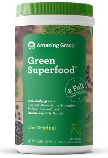 Amazing Grass Green Superfood Selye Institute Review