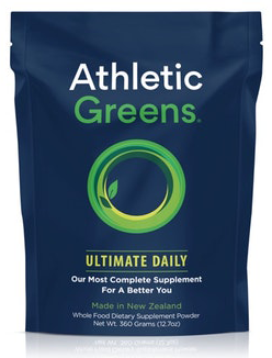 Athletic Greens Selye Institute Review