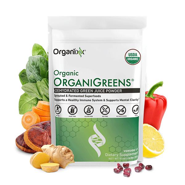 Organixx OrganiGreens Selye Institute Review